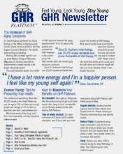 GHR Platinum Report