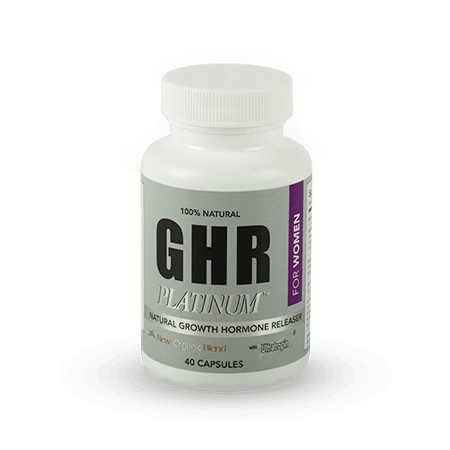 Original GHR Platinum Bottle